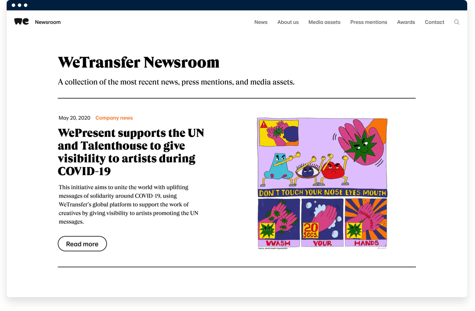 newsroom-wetransfer-galerij